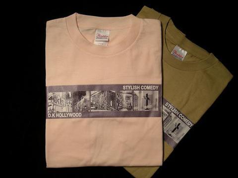 2008 D.K H Original T-Shirts ピンク