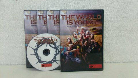 THE WORLD IS YOURS 大阪VERSION