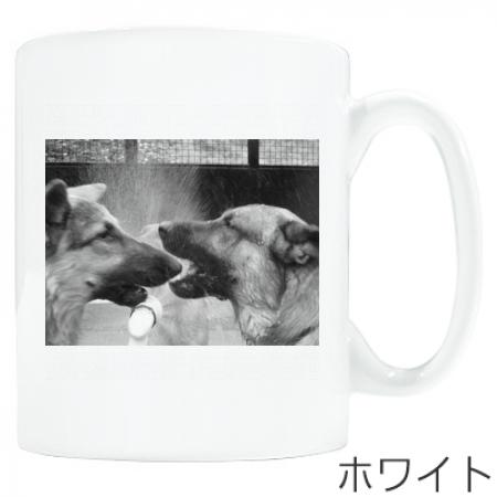 ゾネとアドのマグカップ