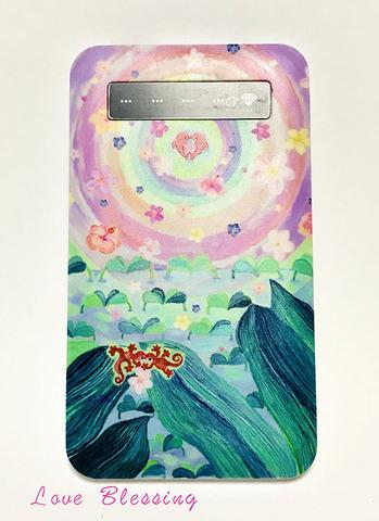 月虹モバイルバッテリー