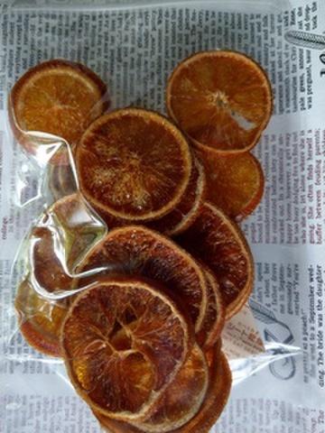 バレンシアオレンジ(乾燥)