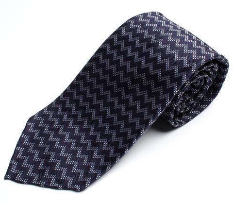DRAKE'S『ドレイクス』英国製ネクタイ 正規取扱店 DRAKE'S-CJT80R-19168-3-幾何学柄