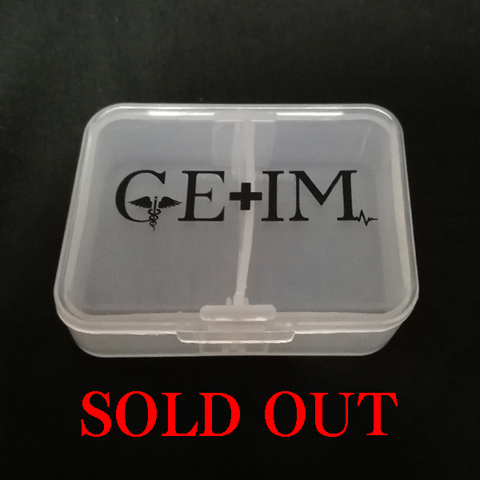 GE+IM ピルケース
