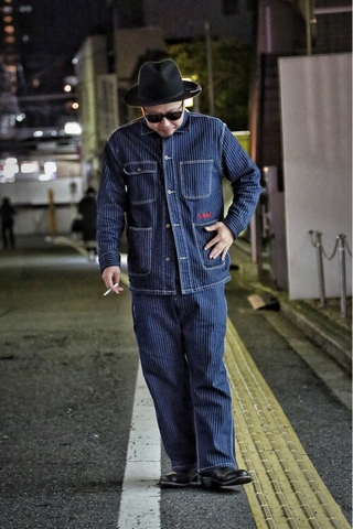 DUCKTAIL CLOTHING STYLE SAMPLE 005