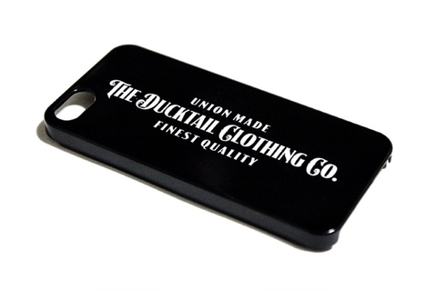 "再々入荷!!DUCKTAIL CLOTHING ""SIGN"" iPhone 5/5s CASE"
