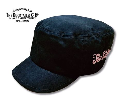 "新色入荷!!DUCKTAIL CLOTHING"" CRUISIN'"" BLACK×PINK"