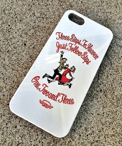 "DUCKTAIL CLOTHING ""HEAVEN"" iPhone 5/5s CASE"