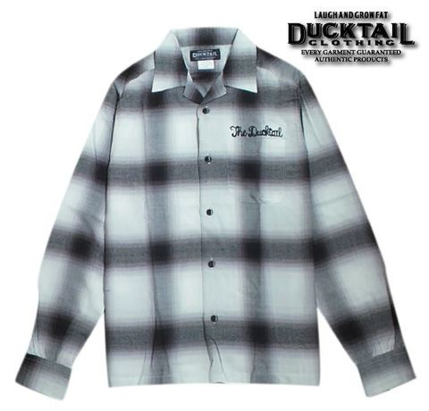 "DUCKTAIL CLOTHING ""COPPERS"" BLACK"
