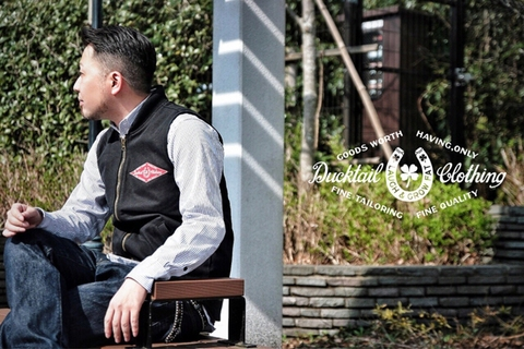 DUCKTAIL CLOTHING SPRING STYLE SAMPLE 001