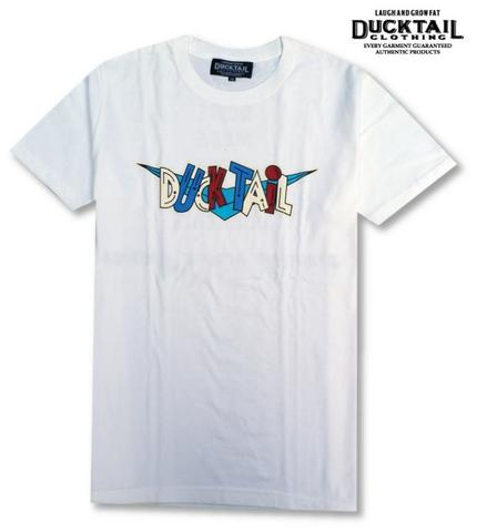 "新価格!!5184円→4320円!!DUCKTAIL CLOTHING ""SEXY & 17"" WHITE"