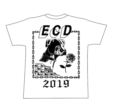 ECD RRC T-SHIRT XLサイズ