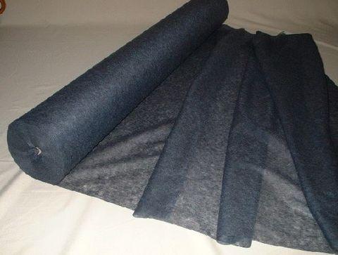 綿素材用芯地 黒(1反)