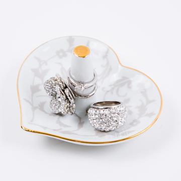 21.arabesque heart ring holder(アラベスクハートリングホルダー)