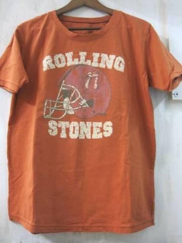 NEW・Rolling Stones-アメフト Tee