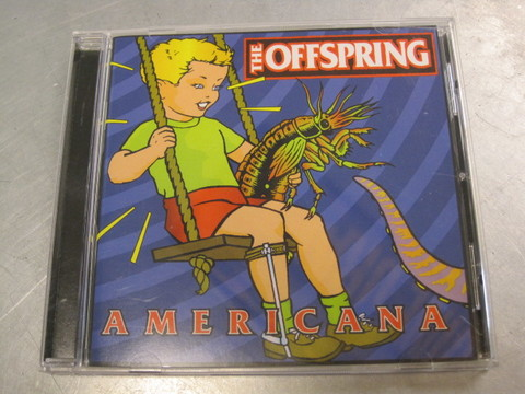 The Offspring-Americana