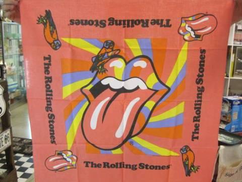 Rolling Stones バンダナ Owl