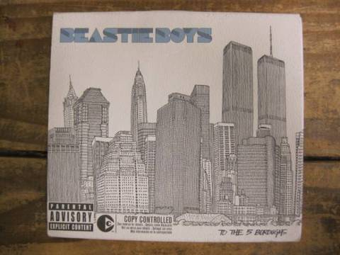 Beastie Boys-To The 5 Boroughs