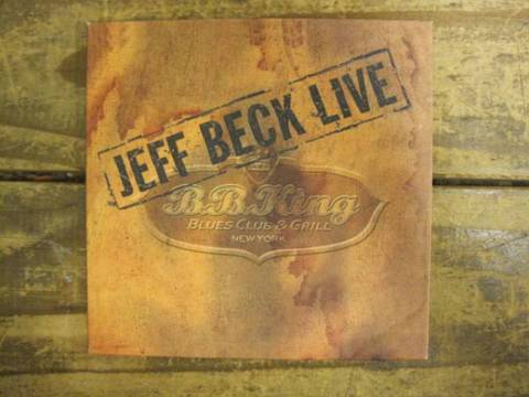 Jeff Beck-Live At B.B.king Blues Club