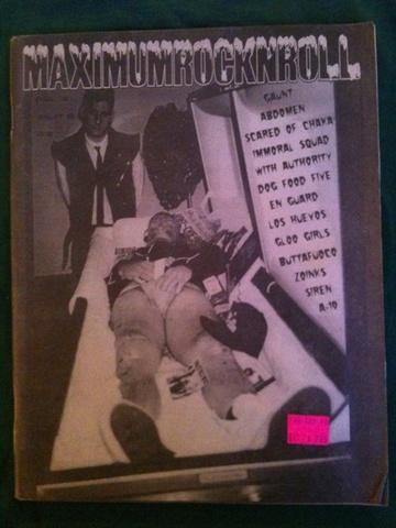 Maximum Rocknroll #140