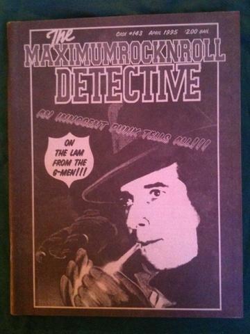 Maximum Rocknroll #143