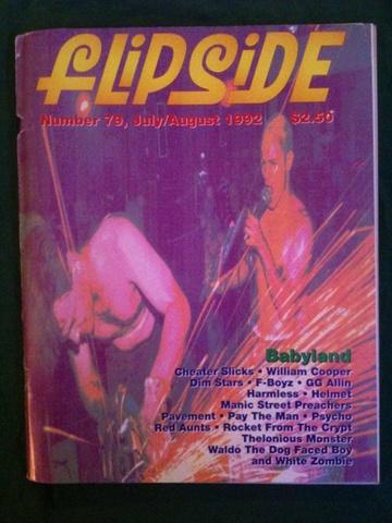 FLIPSIDE #79