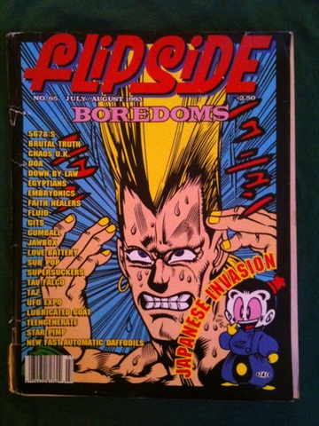 FLIPSIDE #85
