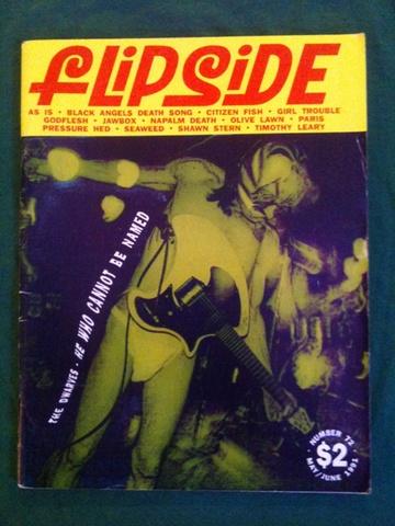 FLIPSIDE #72