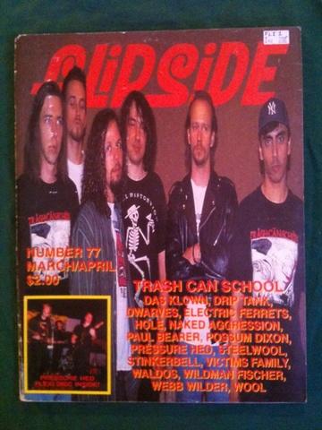 FLIPSIDE #77