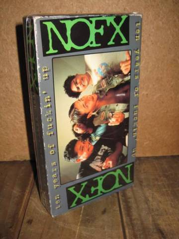 NOFX-Ten Years Of
