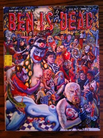 Ben Is Dead #24