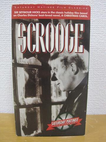 SCROOGE/スクルージ クリスマス・キャロル