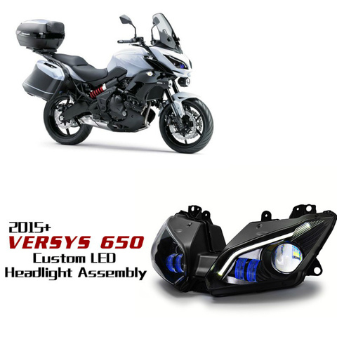 Versys 650/1000 15- LED プロジェクターキット