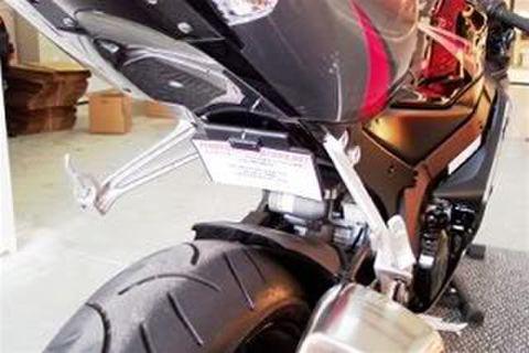 GSX-R1000 750 650 フェンダーレス ナンバーキット