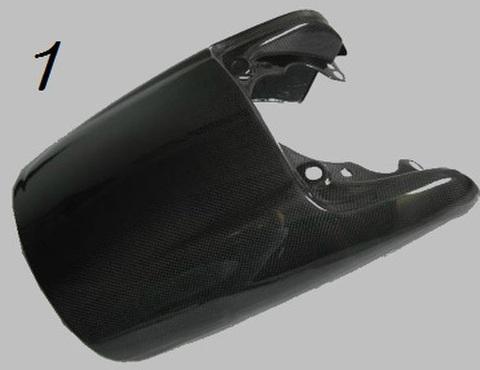 ハーレー ダビッドソン VRSCF V-Rod Muscle カーボンパーツ
