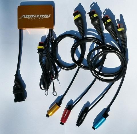 ANNITORI QS Pro クイックシフター YZF-R3/R25