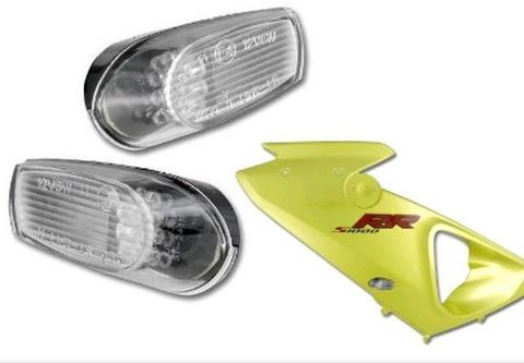 BMW S1000RR HP4 LEDフロントウインカー