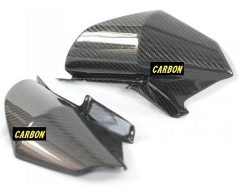 KTM 990 Supermoto/R カーボン ヒートシールド
