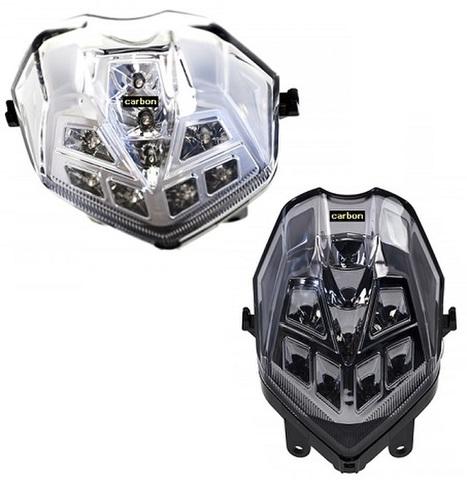 2013 デイトナ/ストリートトリプル 675 LEDテール ウインカー内蔵