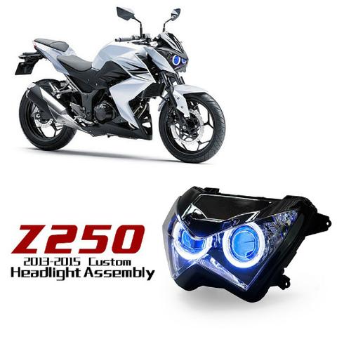 Z250/Z300 HIDプロジェクターキット