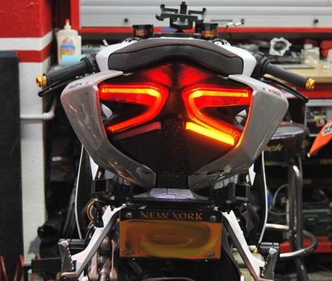 パニガーレ LEDウインカー+フェンダーレスキット Type1
