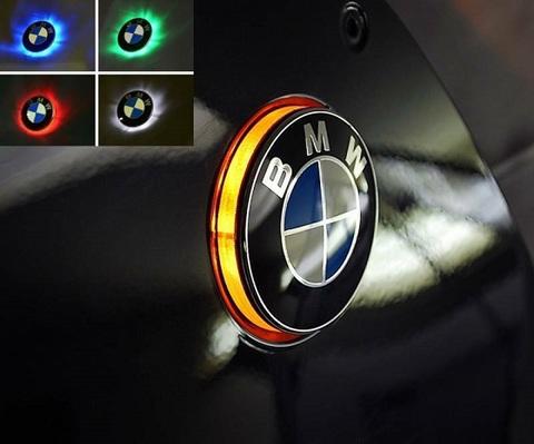 BMW エンブレムタイプ LEDウインカー+デイライト
