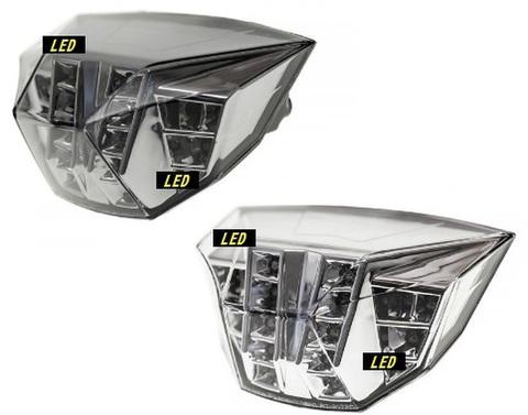 12-13 KTM 690 duke/R  LED テール ウインカー内蔵