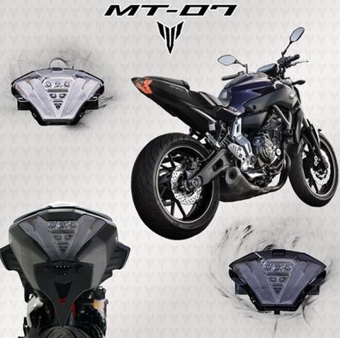 MT-07/FZ-07 LEDテール ウインカー内蔵