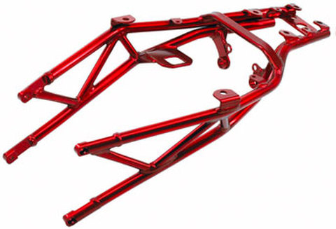 Ducati アルミサブフレーム/シートフレーム