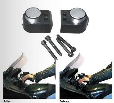 86-11 1400GTR/コンコース ハンドルアップライザー