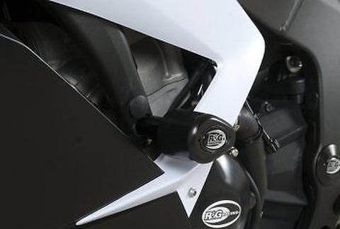 13- ZX6R R&G スライダー クラッシュパッド