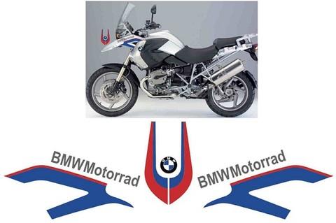 BMW R1200GS カスタム グラフィック ステッカー/デカール
