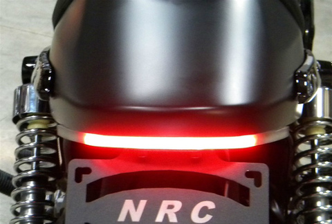 HD ストリート500 LEDフェンダーレスキット
