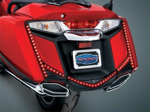 KURYAKYN LED センターブレーキライト GL1800 ゴールドウイング F6B