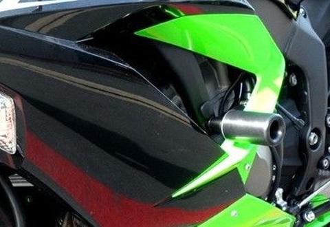 2013 ZX6R フレームスライダー